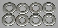 Dubro 3111 Stainless Steel Flat Washer #8 (8)