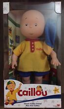 "Brand New In Box Classic Caillou Friend Doll 14"" Rare Hard To Find Toy"
