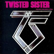 You Can't Stop Rock 'N' Roll by Twisted Sister (CD, Aug-1990, Atlantic (Label))