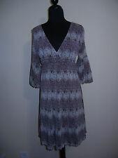 BCBG Dress SnakeSkin Browns NWT MSRP $170 Sz:  L (10-12)