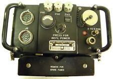 AN/ARC-109 (V)  UHF  30 WATT  AM AIRCRAFT MILITARY RADIO SET WITH REMOTE CONTROL