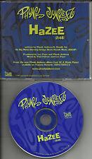 PHUNK JUNKEEZ Hazee RARE 1 TRK USA PROMO Radio DJ CD single 1998
