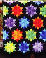 Night Sky - fabulous modern pieced quilt PATTERN - Jaybird