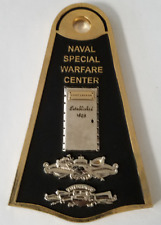 USN US Navy CPO Chief Petty Officer Naval Special Warfare Center Battle Carry