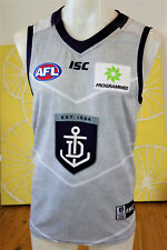 FREMANTLE DOCKERS 2017 TRAINING GUERNSEY  MENS SIZE LARGE   NWT