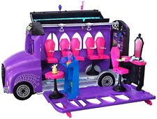 Monster High Deluxe School Bus & Spa Playset (Dolls Not Included)