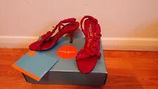 Karen Millen Shoes Burgundy Size UK 4/ EU 37