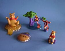 Lot Disney Winnie the Pooh Collectible Figures / Cake Toppers