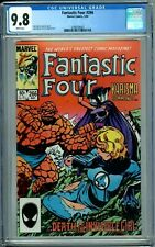 FANTASTIC FOUR 266 CGC 9.8 WP JOHN BYRNE New Non-Circulated CGC Case MARVEL 1984