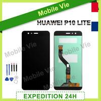 VITRE TACTILE + ECRAN LCD ORIGINAL PRET-A-MONTER POUR HUAWEI P10 LITE 2016 NOIR