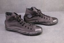 CB306 Converse All Star Classic Chucks High-Top Sneaker Gr. 44 monochrom schwarz
