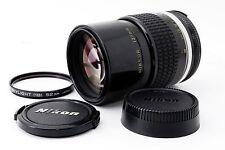 Nikon Ai-s Nikkor 135mm F/2.8 Telephoto MF Lens Exc++ Free Shipping 184348
