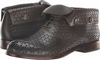 Patricia Nash Womens Sabrina Leather Closed Toe Ankle Fashion, Black, Size 7.0 2