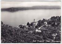 0117 NOVARA LESA - LAGO MAGGIORE Cartolina FOTOGRAFICA viaggiata 1959