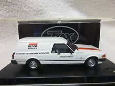 XE FORD FALCON GL PANEL VAN REPCO AUTO PARTS WHITE TRAX TR72