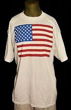 American Flag Men's XL T-Shirt NWOT Patriotic USA Old Glory USA Pride Election