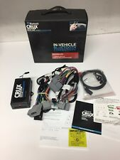 Crux BEEBH-03 Bluetooth Handsfree Kit for select Accord Civic Pilot CRV Odyssey