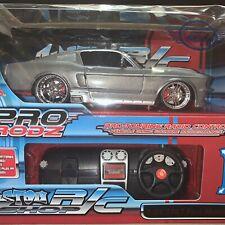 Maisto pro Rodz Custom R/C ShopRadio Control8+ 1:24 1967 Ford Mustang GT