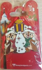 PIN Disneyland Paris NOEL / Christmas TIC & TAC / Chip and Dale OE