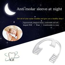 Silicone Teeth Grinding Night Mouth Guard Clenching Dental Bite Sleep Aid