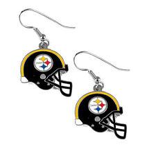 PITTSBURGH STEELERS NFL Helmet Dangle Earrings