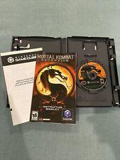 Mortal Kombat: Deception (Nintendo GameCube, 2005) *COMPLETE* And Tested