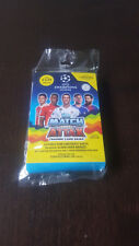 Topps UEFA Champions League 2017/2018 Blister mit 5 Boostern und Limited Edition