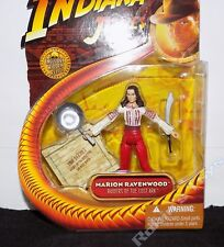 "Carded Indiana Jones Marion Ravenwood Cairo Market Place 3.75"" PR1"