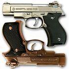 Beretta M92G Pistol Gun Shaped LIGHTER Trigger Activated Jet Torch Adjust Flame