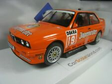 BMW M3 E30 DTM 1992 JAGERMEISTER #19 HAHNE 1/18 SOLIDO