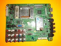 SAMSUNG MODEL LN52A550P3FXZA,Main Board # BN41-00975B,BN97-01985V,BN94-01729K.