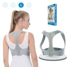 Posture Corrector Adjustable Back Shoulder Spinal Support Belts For Men Women