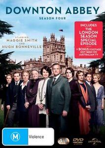 Downton Abbey - Season Four DVD 4 Disc NEW/SEALED