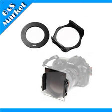 49mm ring Adapter + Color Colour square Filter Holder for Cokin P series
