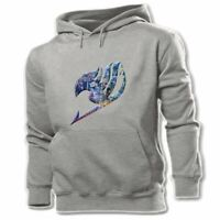 Anime fairy tail Print Sweatshirt Mens Womens Hoodies Graphic Hoody Hooded Tops