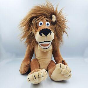 Madagascar Russ Berrie & Co 2005 Dreamworks Alex The Lion Plush Toy 35cm