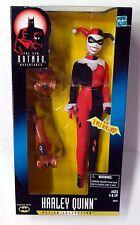 "Harley Quinn 12"" Animated Action Figure 2 Hyenas New Batman Adventures New 1998"