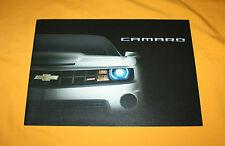 Chevrolet Camaro 2010 Japon prospectus brochure Prospetto depliant catalog folder
