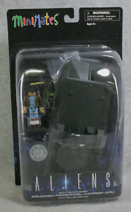 Aliens Minimates APC Ripley Armored Personnel Carrier vehicle Toysrus exclusive