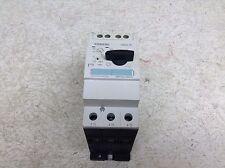 Siemens 3RV1431-4DA10 Motor Starter Protector 18-25 Amp 3RV14314DA10 (TB)