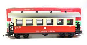 Spur G LGB 3073 vierachsiger Personenwagen DR, OVP