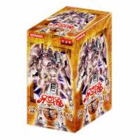 Yu-Gi-Oh YUGIOH The Lost Millenium Booster Box 40 Packs Korean ver.