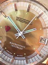 Reloj Thermidor vintage watch 1970 swiss AS 5201 movement. Working
