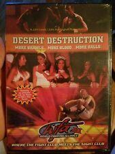 Desert Destruction (DVD) World Fighting Alliance III