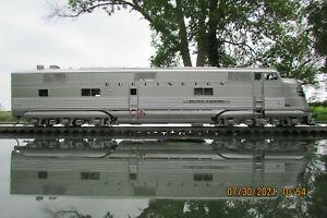 SUNSET CB&Q E-5 A UNIT 2 RAIL NEW IN BOX