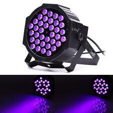 36W 36 LED UV Light Par Stage Light DMX Can Disco Club Bar DJ Party Lighting