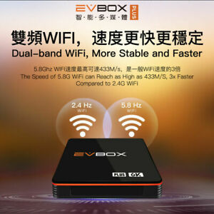 2020新 NewBox EVPAD EVBOX 4GB/32GB HK CN BOX 中港台電視盒 EvPad TVPAD HTV UBOX UK保養