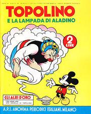 Topolino e la lampada di Aladino