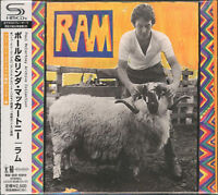 PAUL MCCARTNEY-RAM-JAPAN DIGIPAK SHM-CD F25