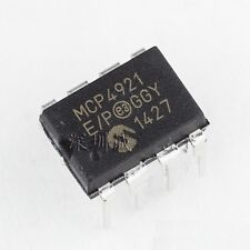 1pcs Digital Analog Converter IC MICROCHIP DIP-8 MCP4921 MCP4921-E/P